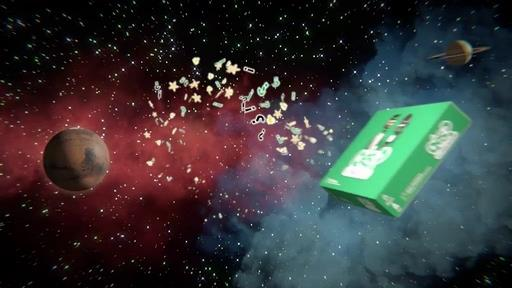QES - Trailer 3, l'espace