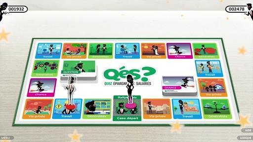 QES - Trailer 2, un jeu