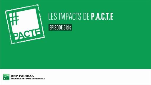 Les impacts de PACTE (Ep.5 bis) – Actionnariat salarié - Focus FCPE de reprise